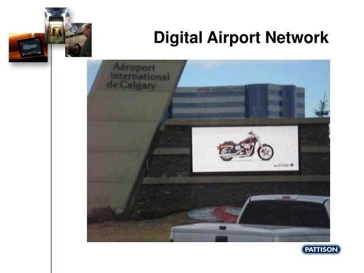 Digital Airport Network