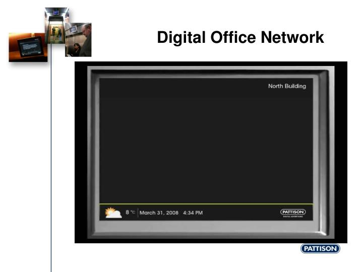 Digital Office Network