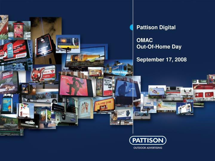 Pattison Digital