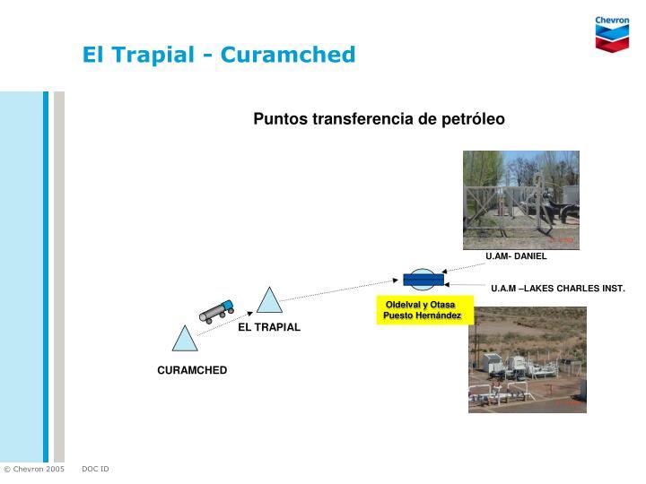 El Trapial - Curamched