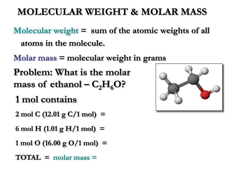 N Molecular Weight 28+ [ Molecular Weight...