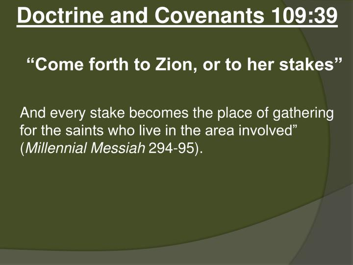 Doctrine and Covenants 109:39