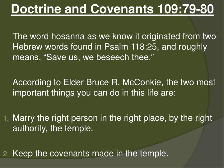 Doctrine and Covenants 109:79-80