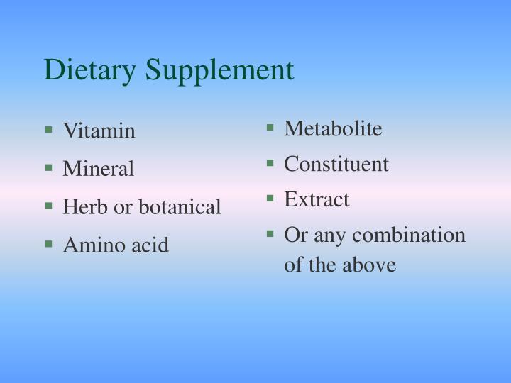 Vitamin