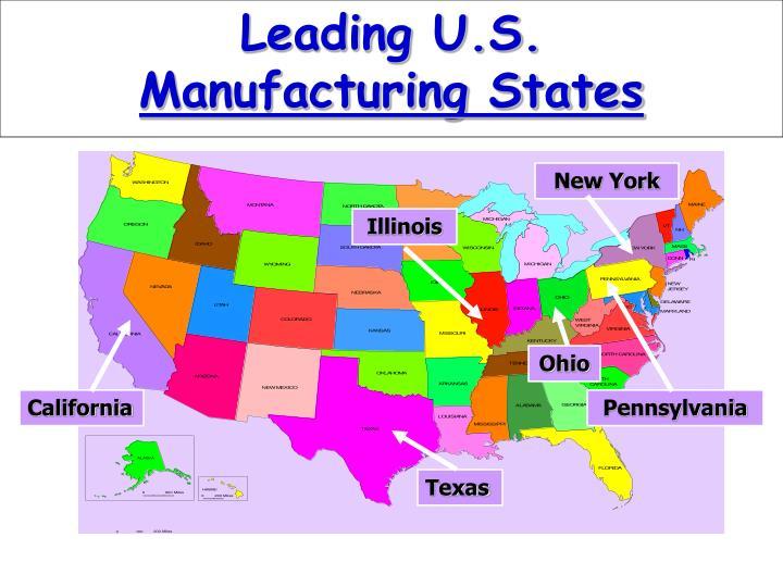 Leading U.S.