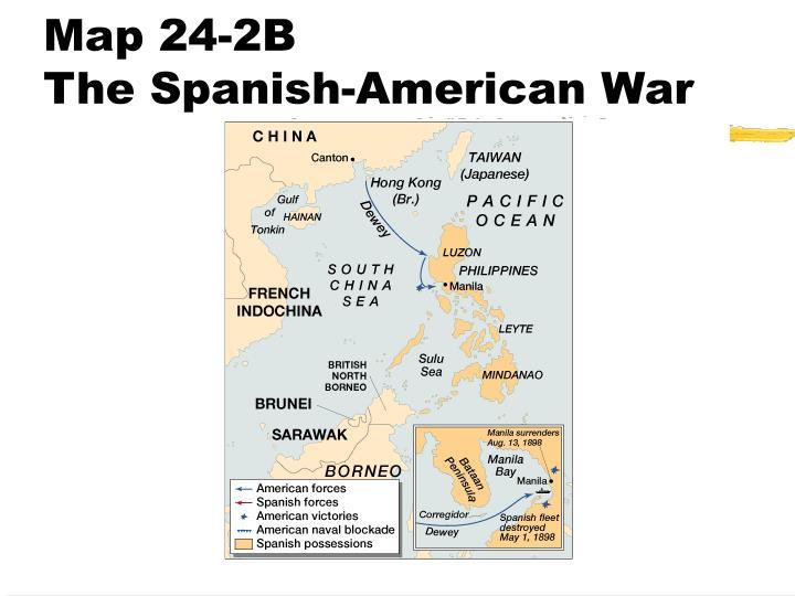 Map 24-2B