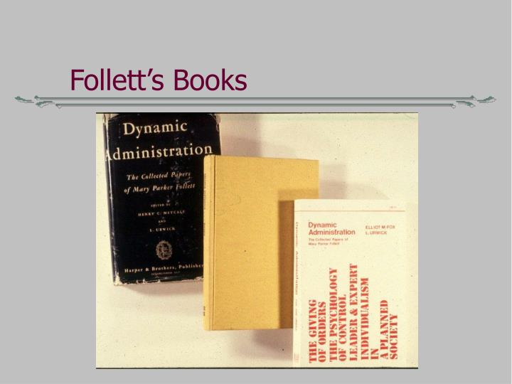 Follett's Books