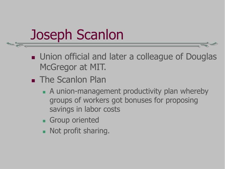 Joseph Scanlon