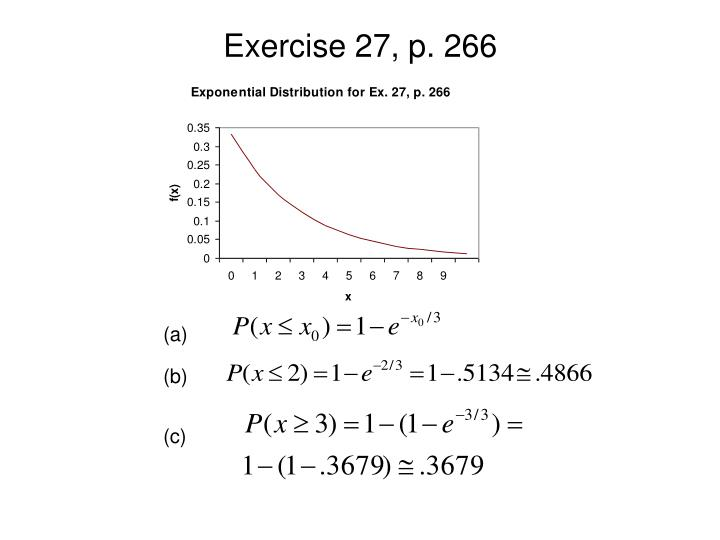 Exercise 27, p. 266