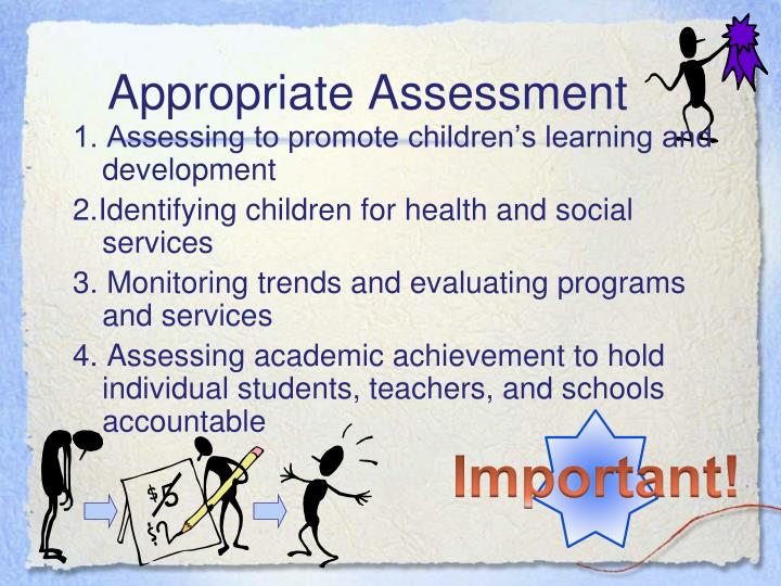 Appropriate Assessment