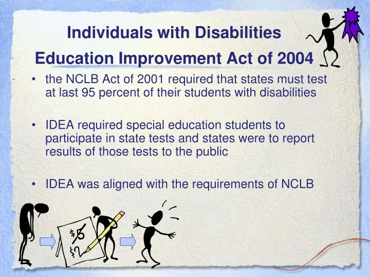 Individuals with Disabilities Education Improvement Act of 2004