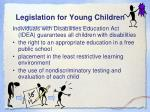 legislation for young children2