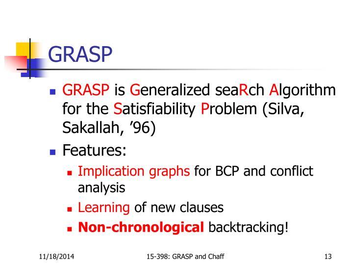 GRASP