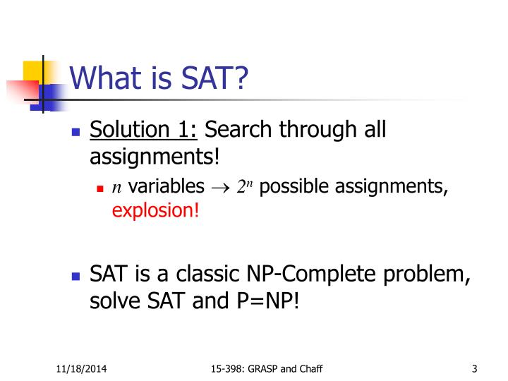 What is sat1
