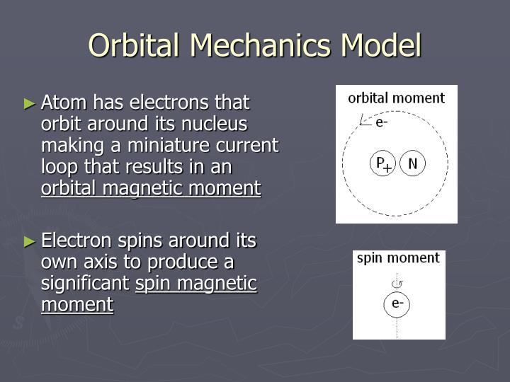 Orbital Mechanics Model