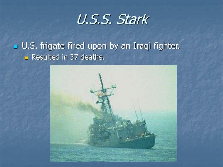 U.S.S. Stark