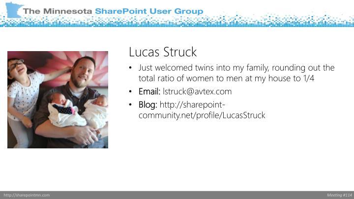 Lucas Struck