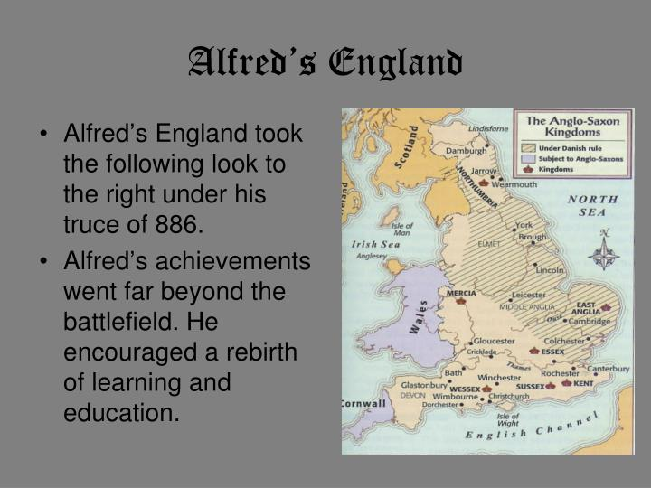 Alfred's England