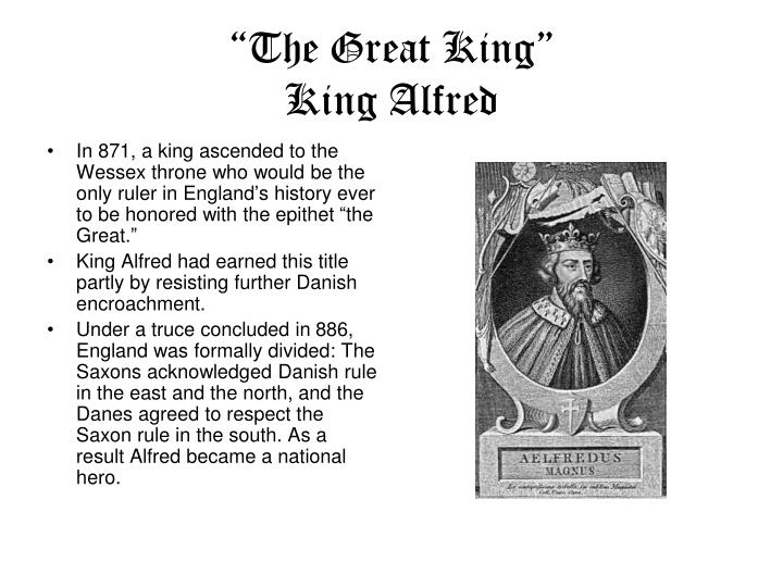 """The Great King"""