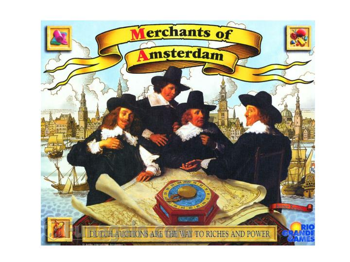 Merchants of amsterdam