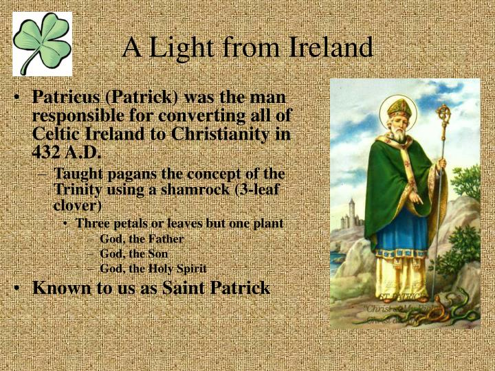 A Light from Ireland