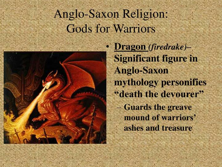 Anglo-Saxon Religion: