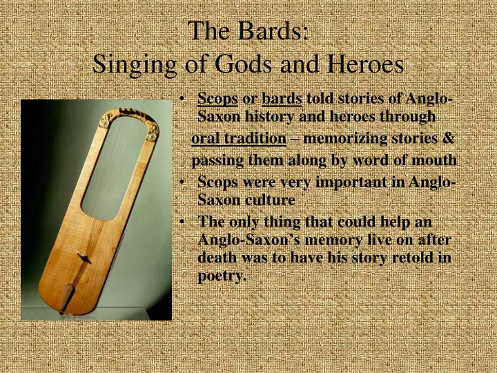 The Bards: