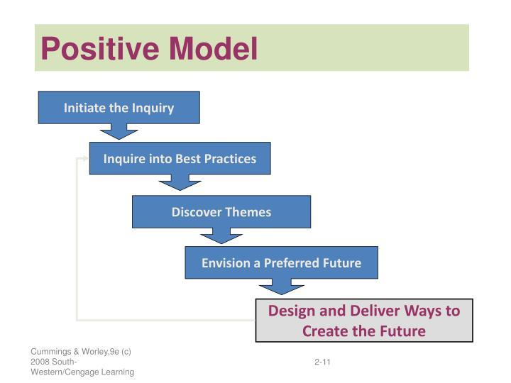 Positive Model
