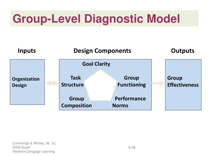 Group-Level Diagnostic Model