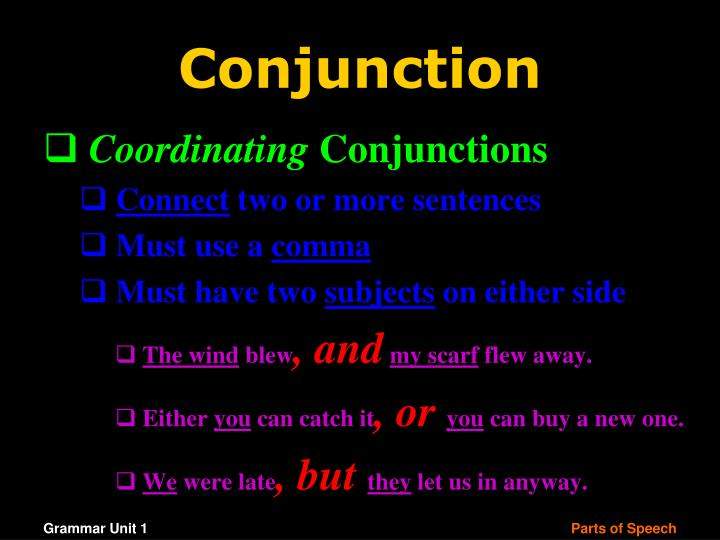 Coordinating
