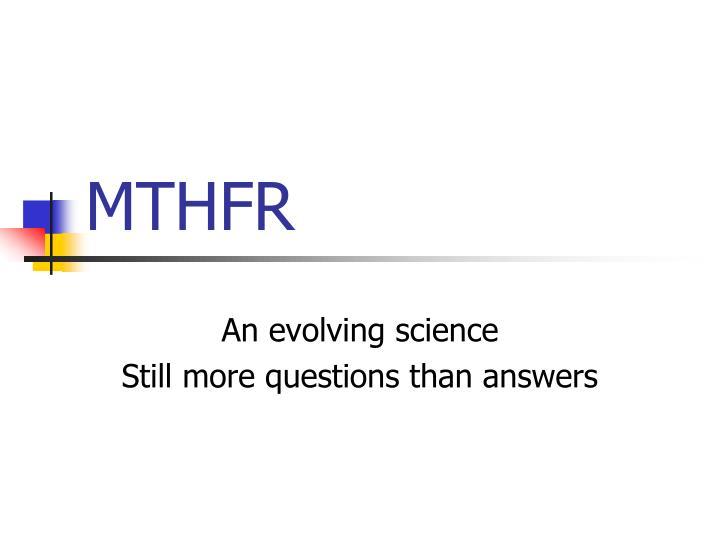 MTHFR