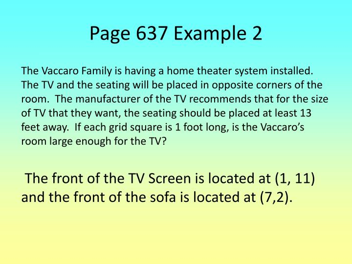 Page 637 Example 2