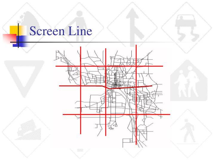 Screen Line