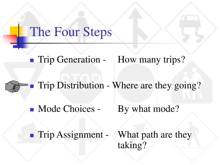 The Four Steps