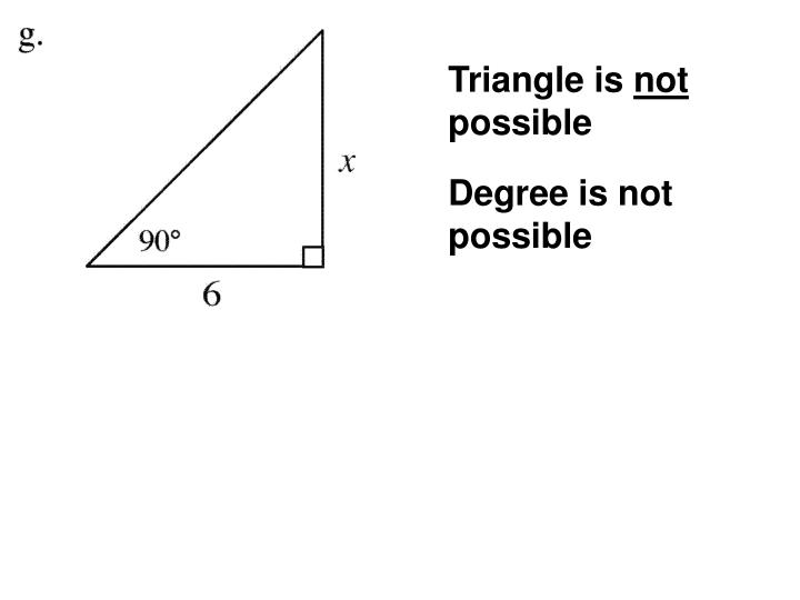 Triangle is