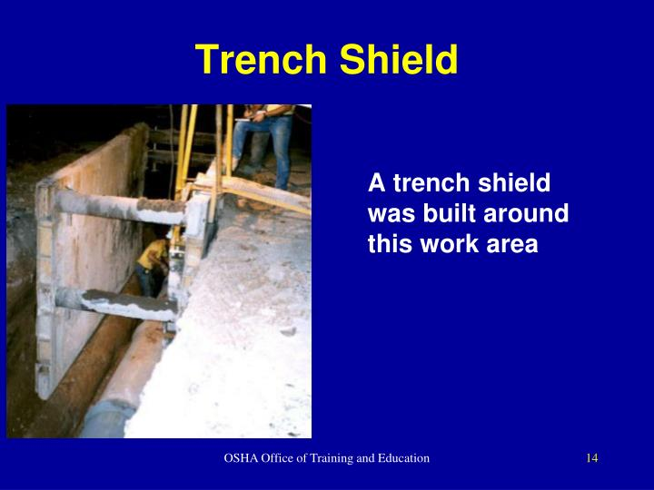 Trench Shield