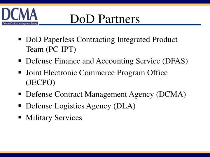 DoD Partners