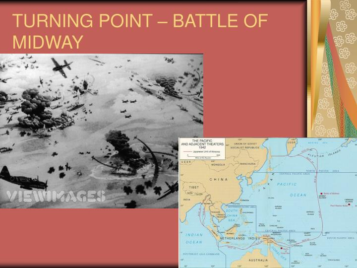 TURNING POINT – BATTLE OF MIDWAY