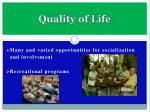quality of life1