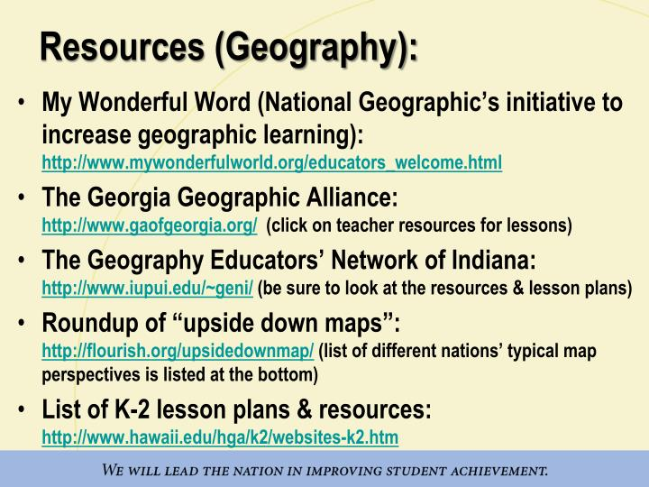 Resources (Geography):