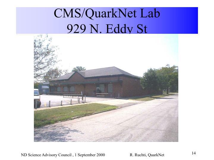 CMS/QuarkNet Lab