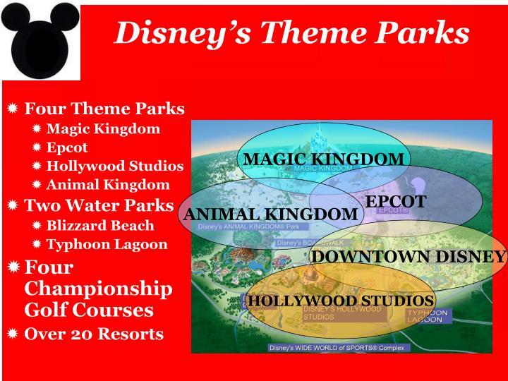 Disney's Theme Parks