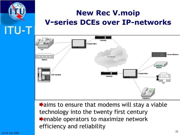 New Rec V.moip
