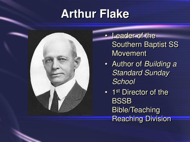 Arthur Flake
