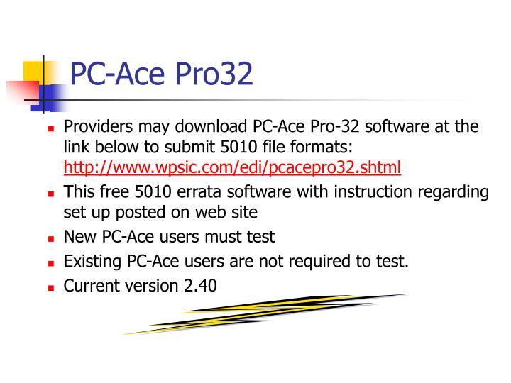 PC-Ace Pro32