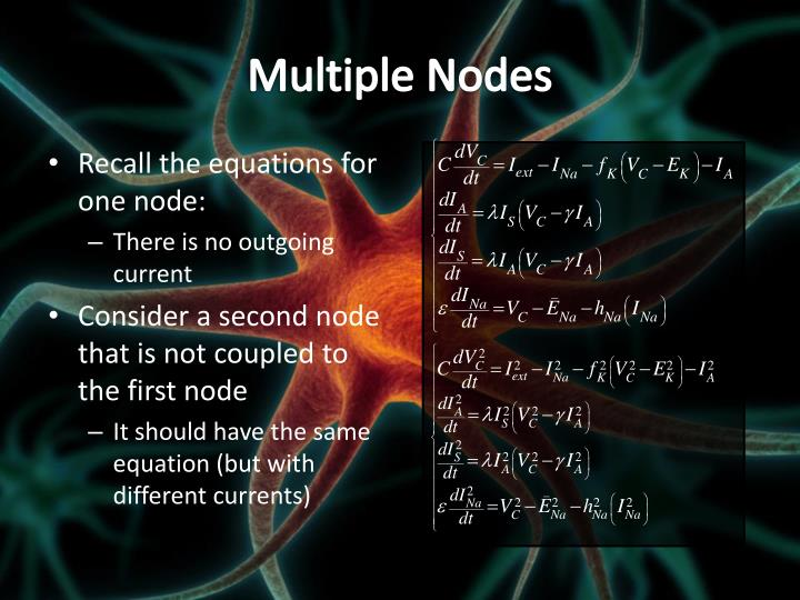 Multiple Nodes