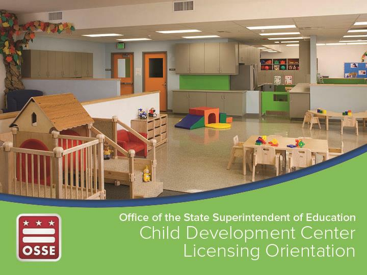 Child care licensing staff