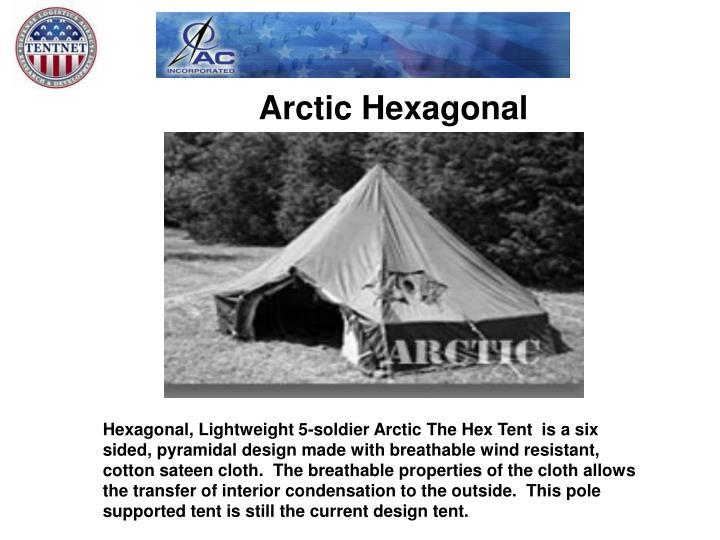 Arctic Hexagonal