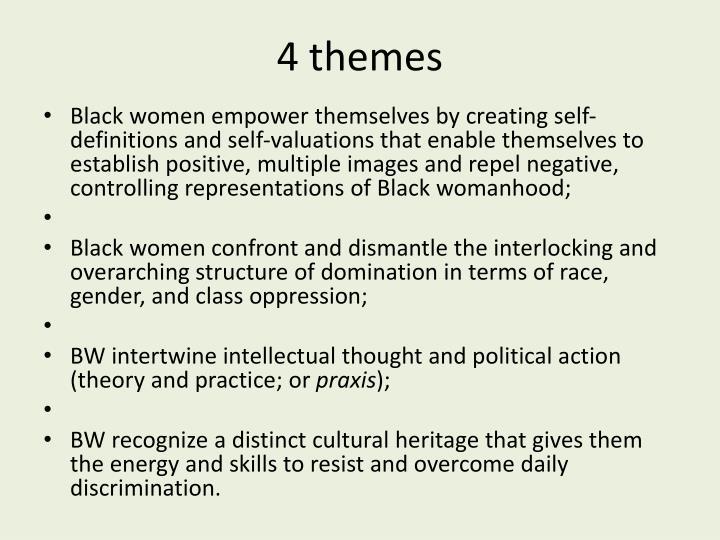 4 themes