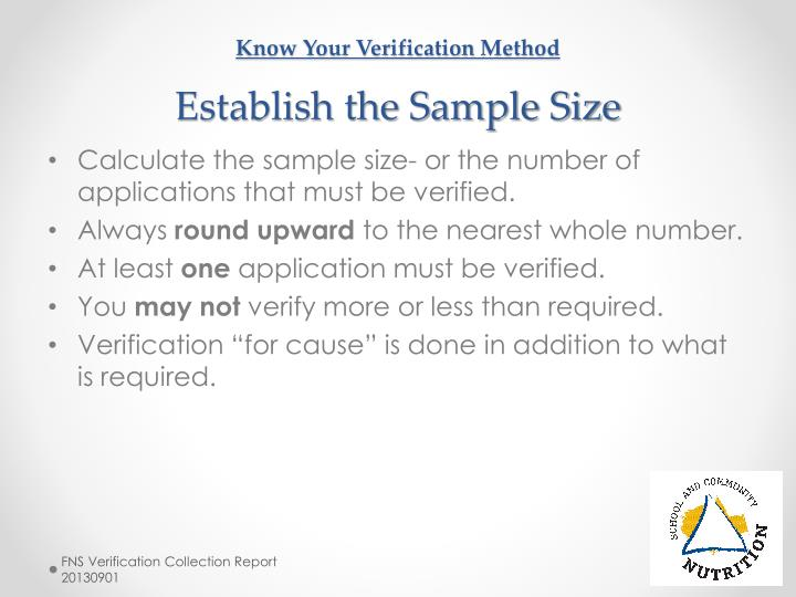 Know Your Verification